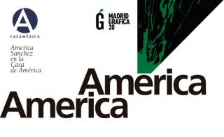 América America. MadridGráfica20