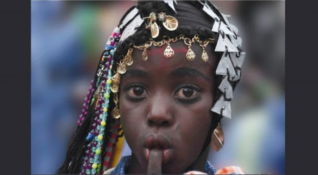 Afrotopía (África imprescindible) — Cortesía del Ayuntamiento de Pamplona