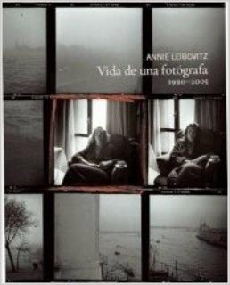 Portada libro Annie Leibovitz