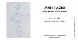Javier Plácido, Trying to be an animal (but I can´t remember)