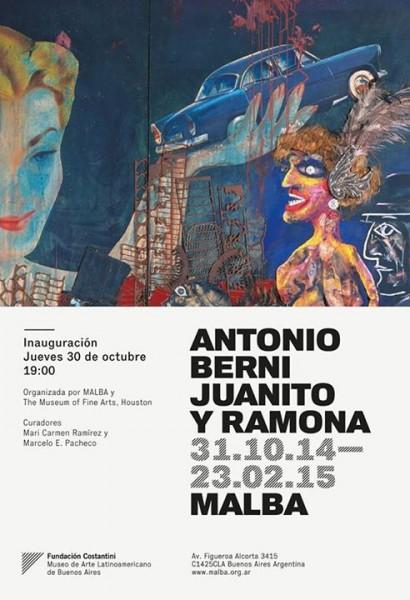 Antonio Berni: Juanito y Ramona
