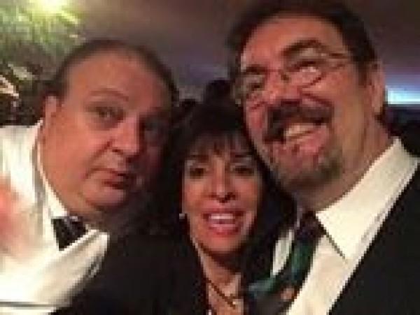 Erick Jacquin, Carla Mourão e Roberto Managau