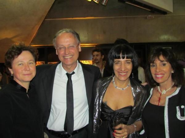 Carla Mourão e Eliana Minillo