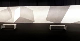 Sol LeWitt. Exhibition View. Photo Sacha Dubuis 3D VISION. The Estate Show 2016
