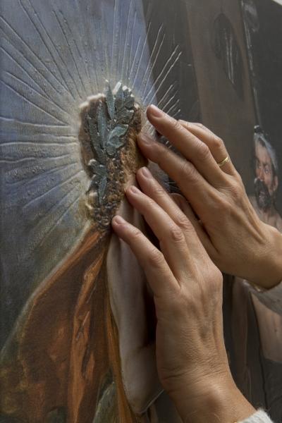Imagen de la exposición Hoy toca el Prado. Foto © Museo Nacional del Prado