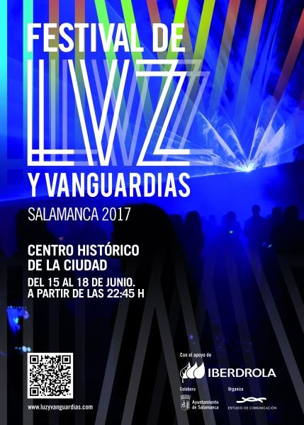 Festival de Luz y Vanguardias - Salamanca 2017