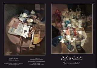 Rafael Català. Los pasos andados
