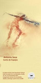 Antonio Sosa. Canto de Espejos