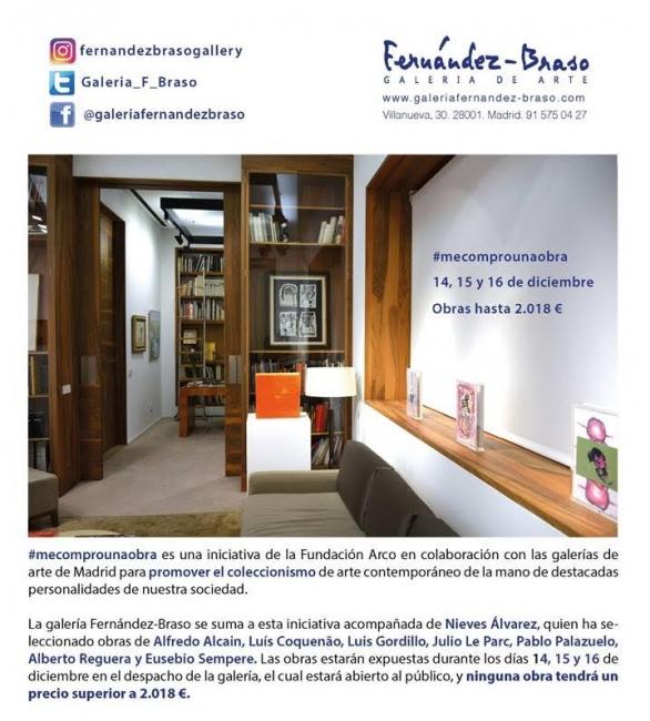 #mecomprounaobra seleccionada por Nieves Álvarez
