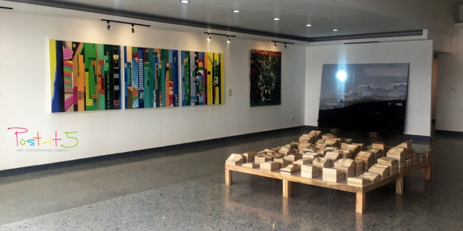 Post-it Arte Contemporáneo Cubano