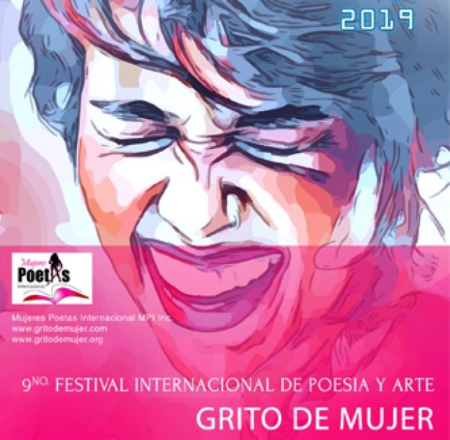 Poster Grito de Mujer 2019