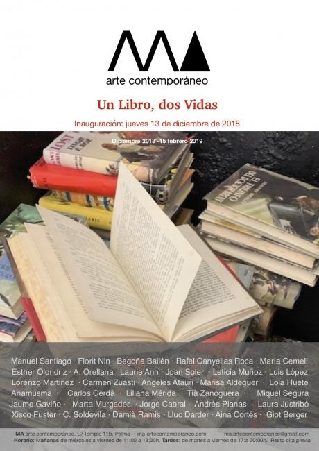 """""""Un libro, dos Vidas"""""""