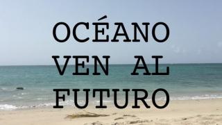OCEANO VEN AL FUTURO, 2018, video still, 9 min 27 sec