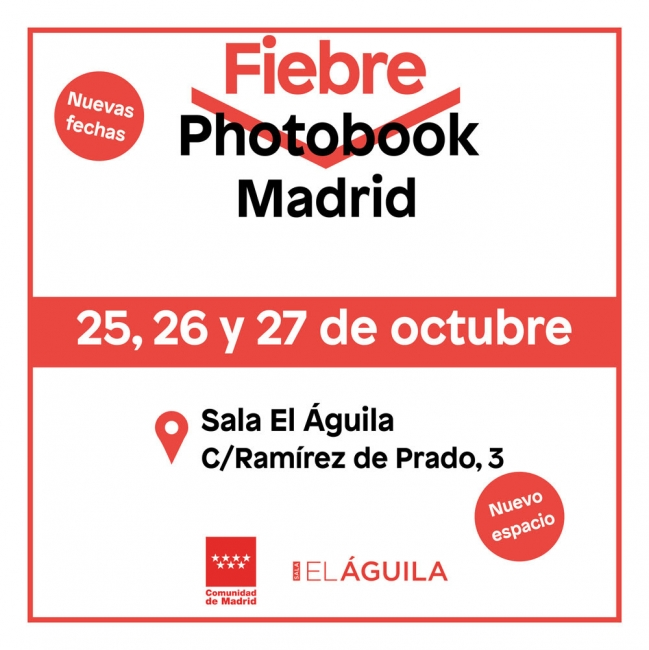 Fiebre Photobook Festival Madrid 2019