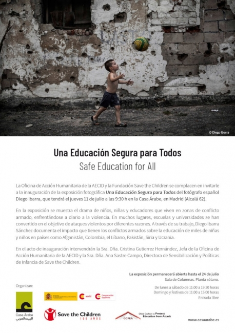 Una educación segura para todos