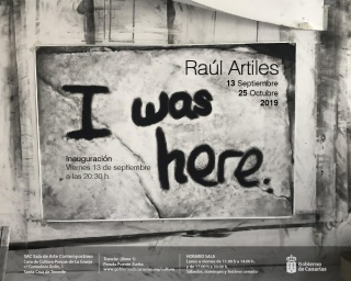 Raúl Artiles, I was there