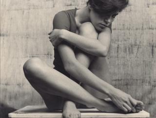 Bernadette, 1961 © Arxiu Leopoldo Pomé — Cortesía de la Biennal de Fotografia Xavier Miserachs