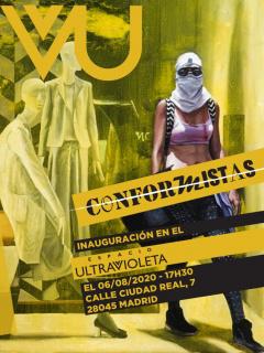 Cartel exposición Conformistas
