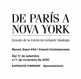 De París a Nova York - Martorell