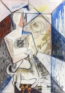 Xulio Maside — Cortesía de la Fundación Eugenio Granell
