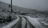Desde la Montaña Mágica Eduardo Cortils Carretera negra
