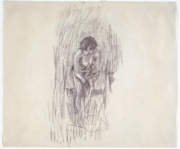 Pierre Bonnard, Nu à la toilette