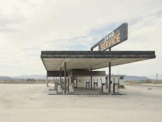 Iñaki Bergera, California 117, Desert Center, California, 2012