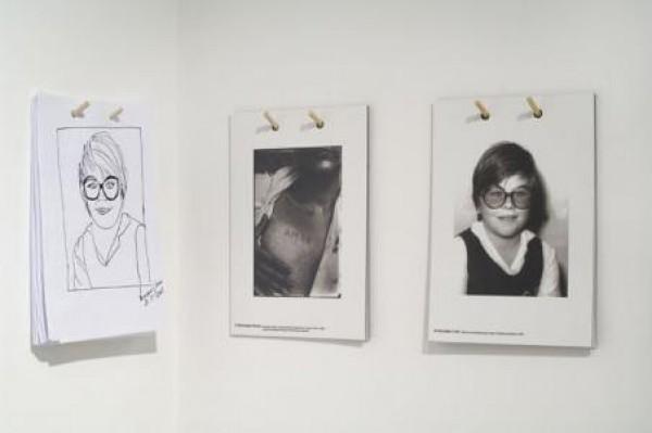Rochelle Costi, Reproducer (2008), detalhe da instalação