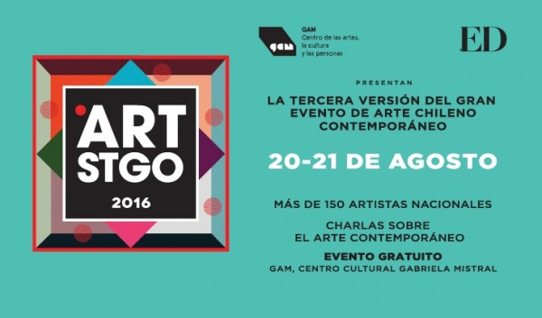Art Stgo 2016