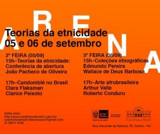 Arena Casa França-Brasil, teorias da etnicidade