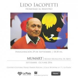 Lido Iacopetti: Homenaje al maestro