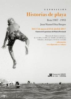 Juan Manuel Díaz Burgos. Historias de playa. Rota 1987-1993