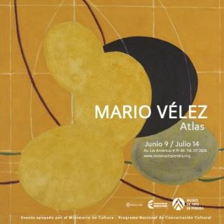 Mario Vélez. Atlas