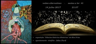 Art Exhibition Fabulas Estorias Historias by Kim Prisu
