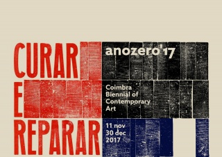 Anozero - Bienal de Arte Contemporânea de Coimbra 2017
