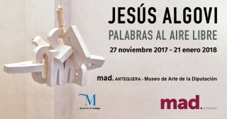 Jesús Algovi. Palabras al aire libre