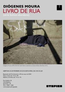 LIVRO DE RUA (SÉRIE FASHION-ABANDONO). Imagen cortesía Balady Comunicação