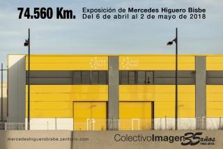Mercedes Higuero Bisbe. 74.560 Km.