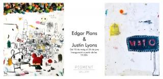 Edgar Plans & Justin Lyons