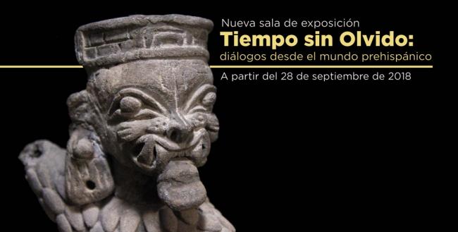 Tiempo sin Olvido: Diálogos desde el Mundo Prehispánico