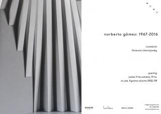 Norberto Gómez: 1967-2016