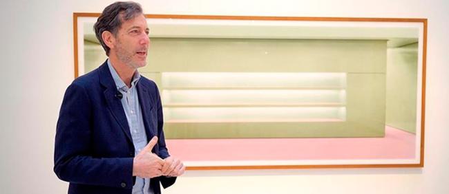 Diálogo con Ralph Rugoff, curador de la próxima Bienal de Venecia 2019