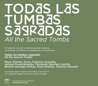 Todas las tumbas sagradas. All the Sacred Tombs