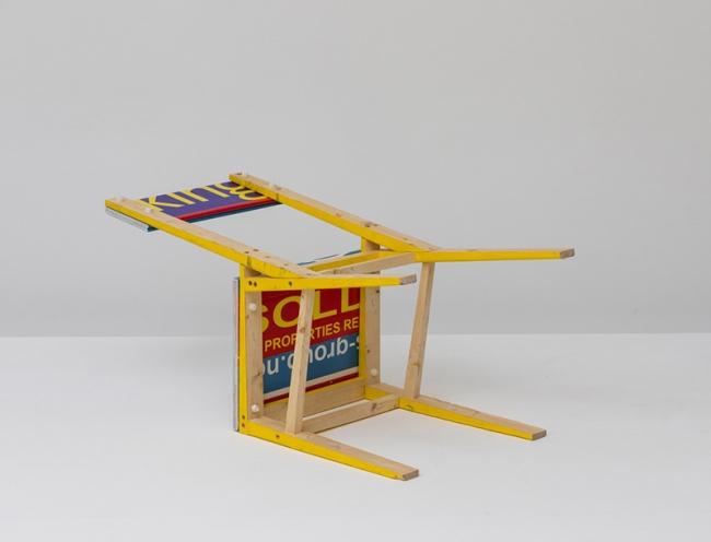 Matt Calderwood, For Sale Chair (King), 2018