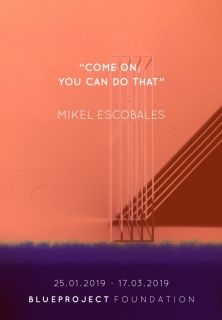 Mikel Escobales. Come on, you can do that