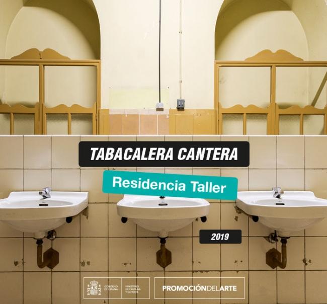 Tabacalera Cantera. Residencia Taller 2019
