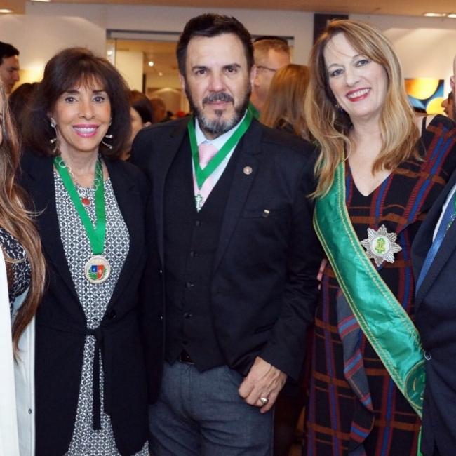 Antonio Dantas, Carla Mourão e Katia Marcone