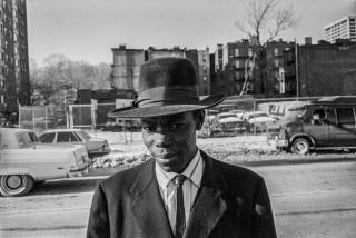 José Antonio Carrera. Malcolm X Boulevard, Nueva York, 1994 © José Antonio Carrera. VEGAP, Madrid, 2019— Cortesía del Canal de Isabel II
