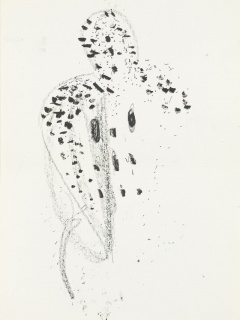 Untitled. 1981-1984 © The Estate of Ana Mendieta Collection, LLC. Courtesy Galerie Lelong & Co.