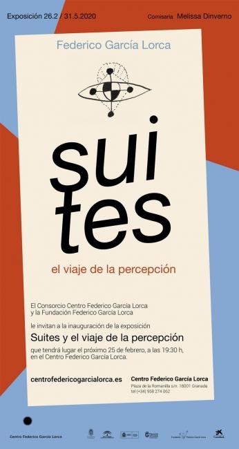 Suites. El viaje de la percepción